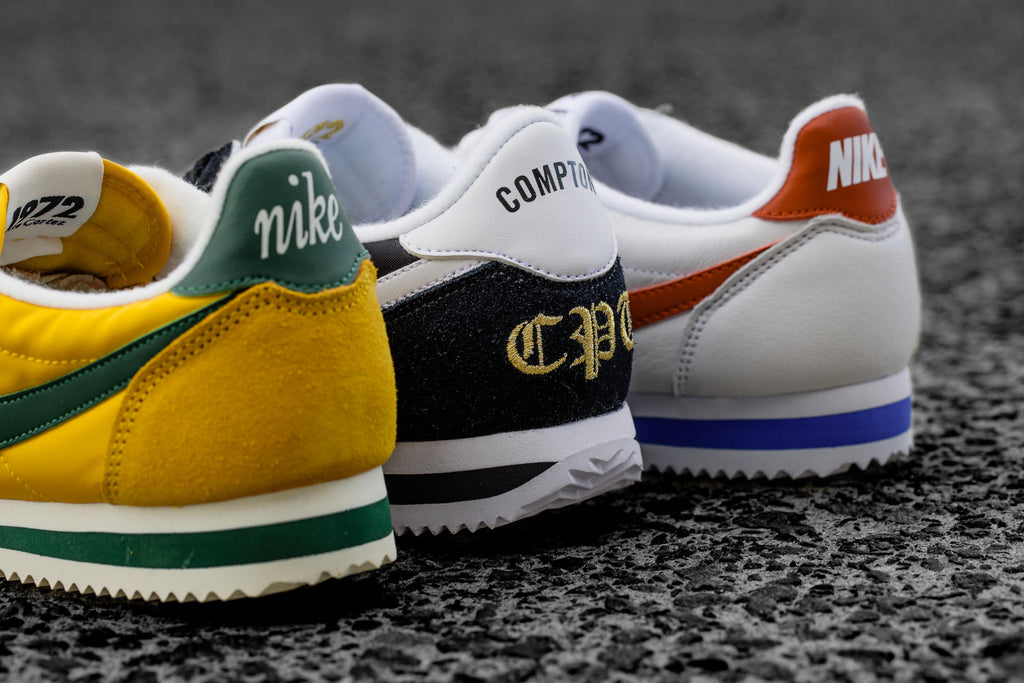 sports shoes 1f3e5 2a5ca The Nike Cortez was Nike co-founder Bill Bowerman s first masterpiece, built  to be lighter and more weatherproof than any other shoe. In 1972, it put ...