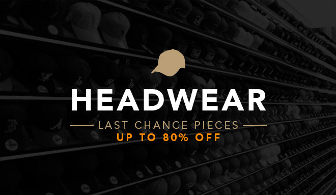 Shop back catalogue headwear
