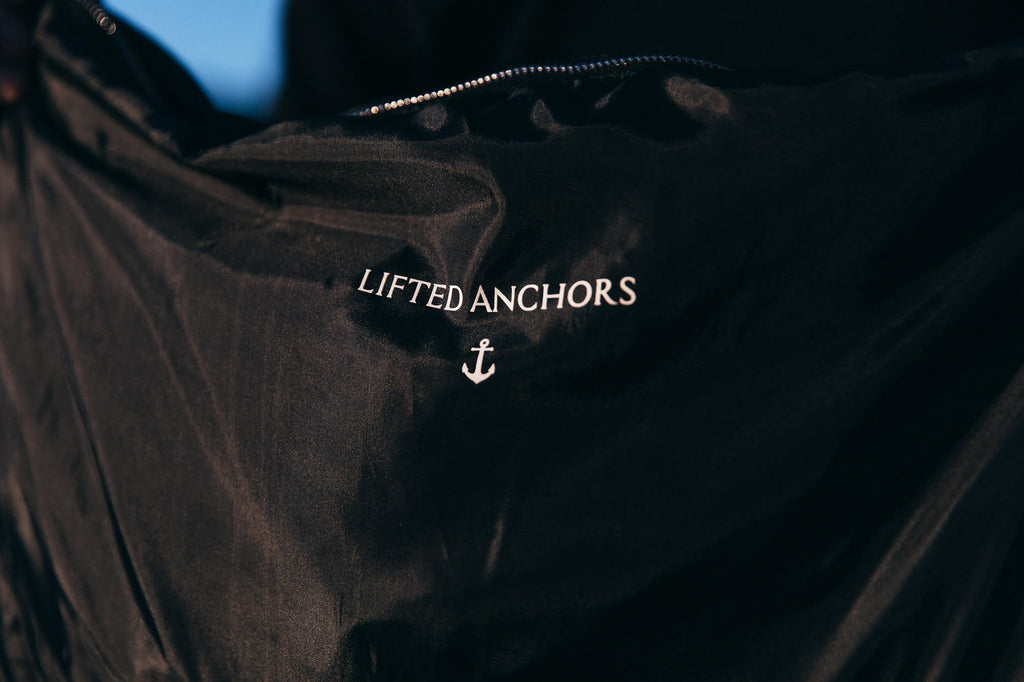 Lifted Anchors Duffle Bag