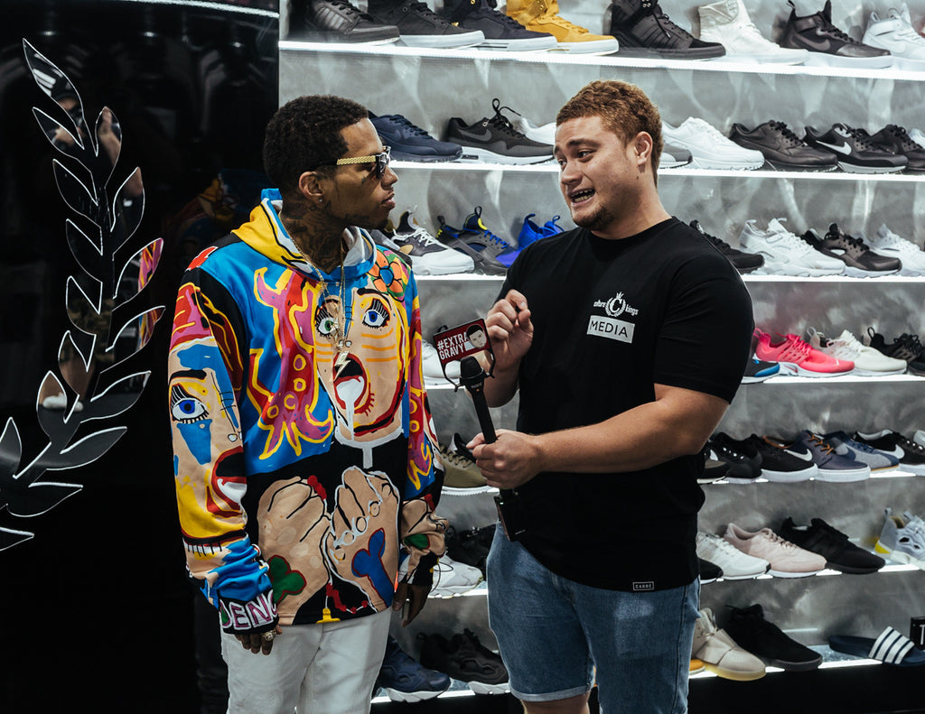 Ck perth welcomes yg tyga kid ink bow wow g eazy jauz and more kid ink just last year we had bow wow drop into ck perth as well where he took time out to meet and greet fans while he was in the country and also copped m4hsunfo