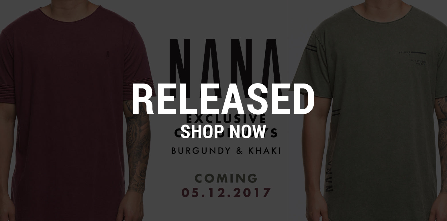 Nana Judy Exclusive Colourways