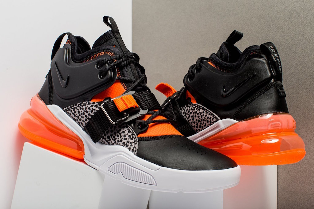 83efa680341b23 The Nike Air Force 270 is a must cop for any serious sneakerhead and is  exactly what you need to been seen in.