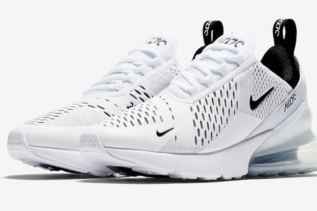 buy online 317ab c611a promo code for nike air max 270 273af 07d44  wholesale coming in classic  colourways of black and white they will quickly become your go to