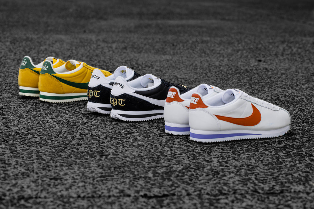 best authentic 05646 16077 Nike Drop New Cortez For 45th Birthday At Culture Kings