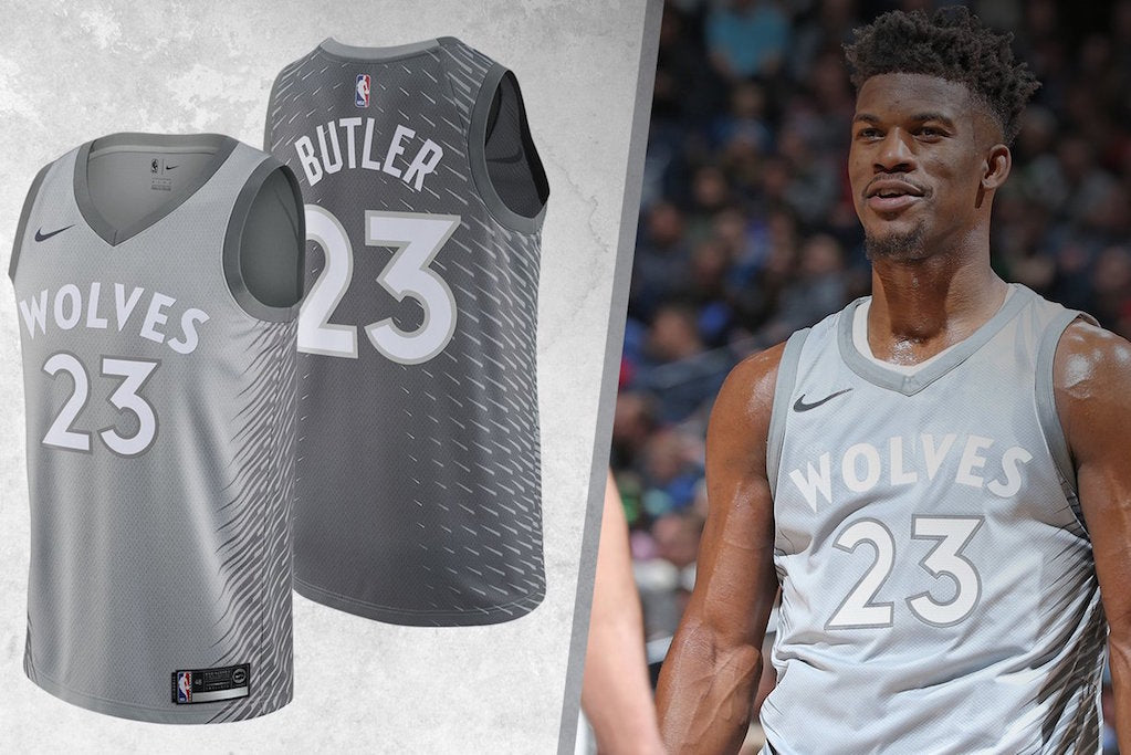 wholesale dealer 7cb65 a40fd Jimmy Butler City Edition Swingman Jersey Is Coming To ...
