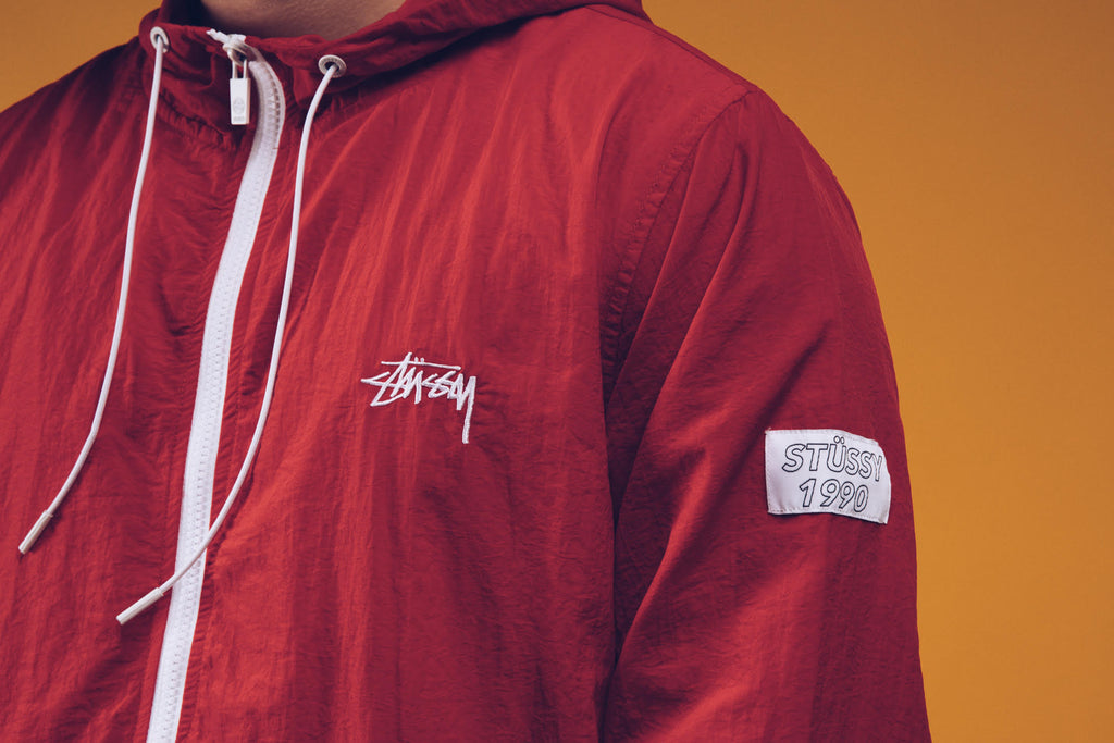 Stüssy Stock Nylon Jacket