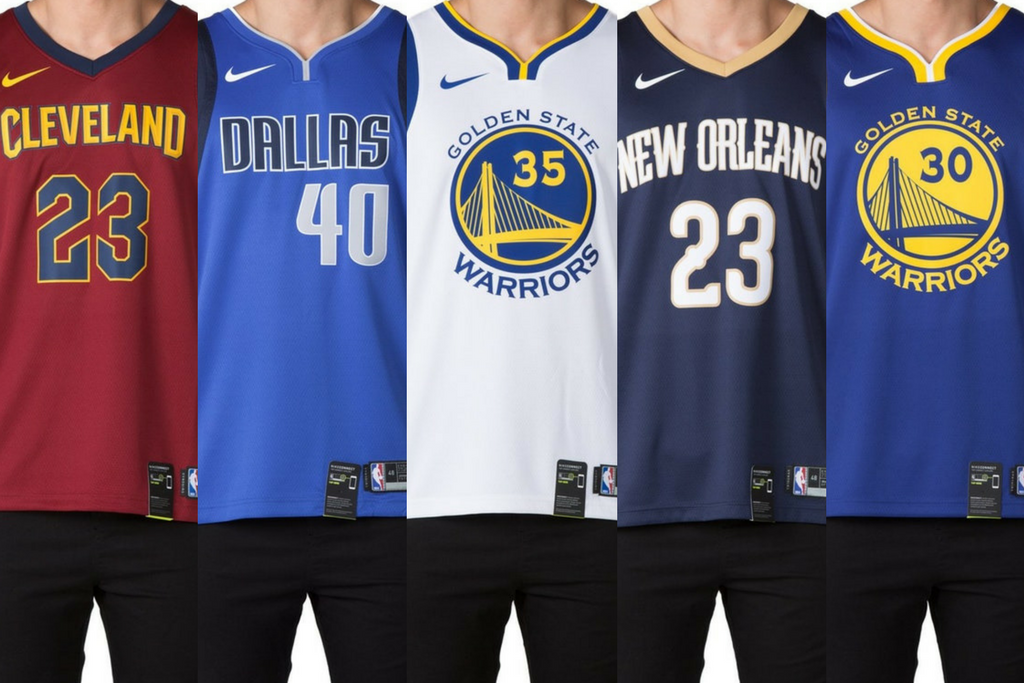 online store 5b7a3 3b739 Tap Into The Game With The New Nike NBA Connected Jersey ...