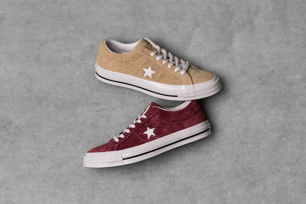 New Converse One Star Vintage Suedes At Culture Kings 75a73a809