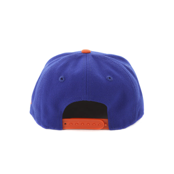 new styles e700b 520df New Era Youth New York Mets 9FIFTY Snapback Royal Orange – Culture Kings