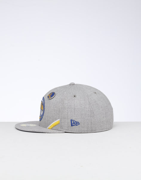 uk availability 52f75 d86cf New Era Golden State Warriors 59FIFTY NBA Draft Fitted Royal OTC – Culture  Kings