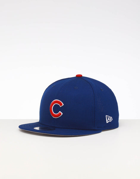 low priced e5990 bae4f New Era Chicago Cubs 9FIFTY SWAROVSKI  16 Snapback Royal – Culture Kings