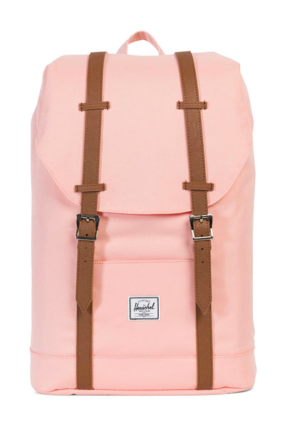 Herschel Supply Co Retreat Mid-Volume Apricot Blush Tan – Culture Kings 7dcfa1adc385a