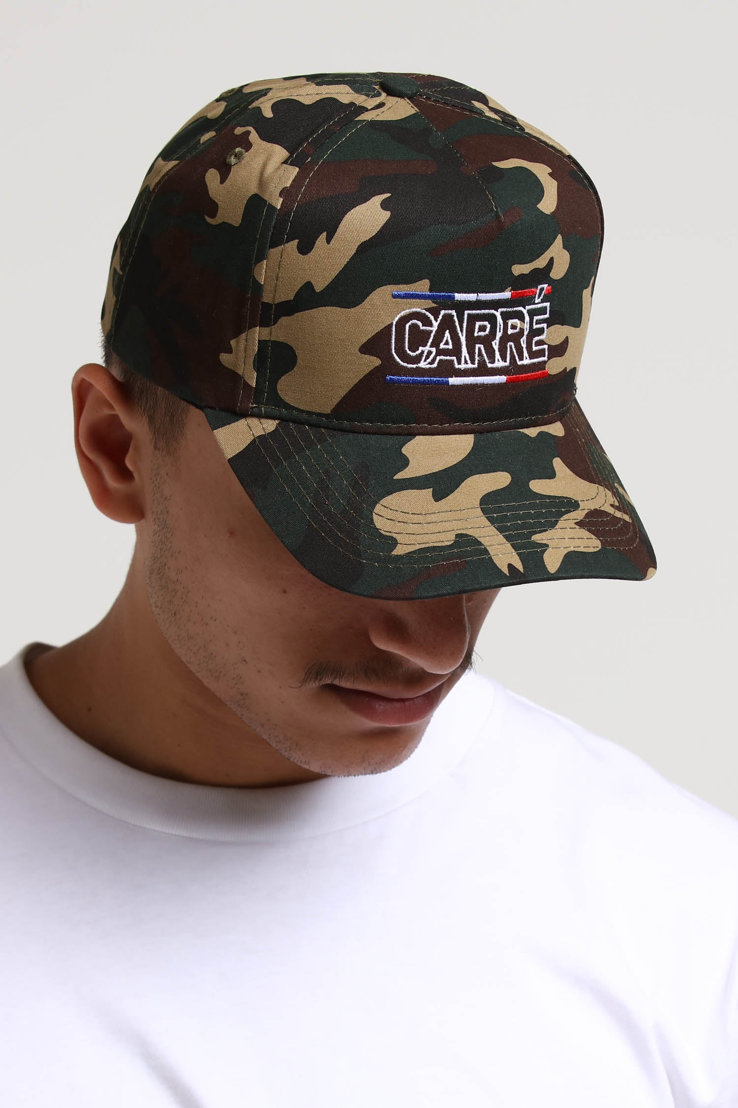 Men's Camo Hat Hunting Gear 4 Ply Super Soft And Thick Cap Scully Camouflaged