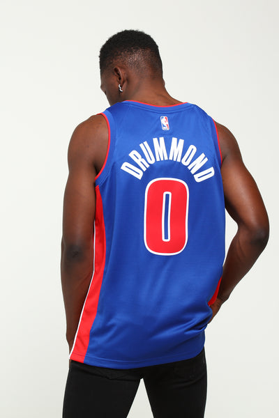 Andre Drummond  0 Detroit Pistons Nike Icon Edition Swingman Jersey Bl –  Culture Kings eb0d486f9