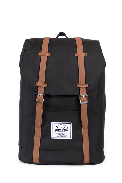 49812a594e3 Herschel Bag CO Retreat Backpack Black – Culture Kings