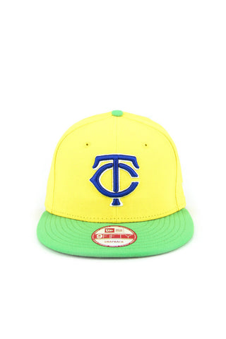 Minnesota Twins Snapback Yellow GreenNew Era Are Getting Into The World Cup Spirit With This Culture Kings Exclusive Range Of Brilliant Brazil