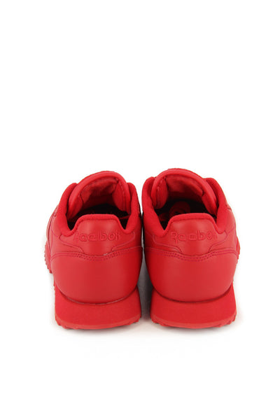 CL Leather Ripple Mono Redred