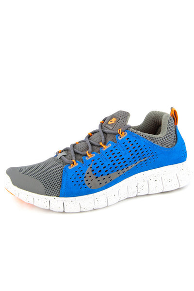 reputable site 6a031 c55d8 Nike Free Powerlines II Ltr Grey/royal – Culture Kings