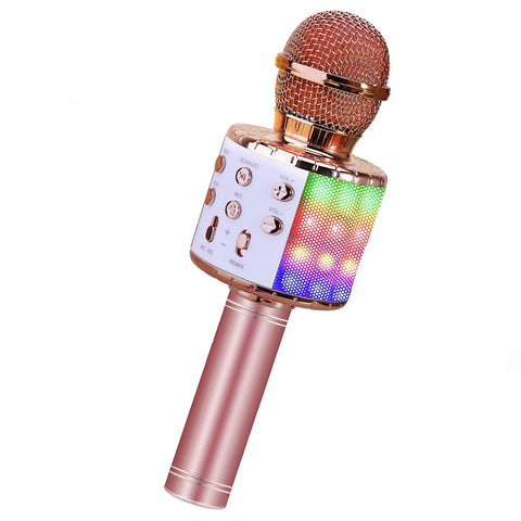 Wireless Karaoke Microphone Speaker
