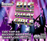 Mr Entertainer Big Karaoke Hits of Chart Girls (Refurbished)