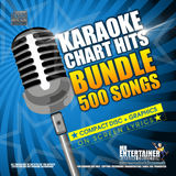 Mr Entertainer MKP100 Karaoke Player. Chart Hits Mega Bundle (500 Songs)