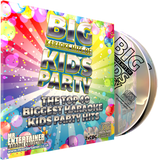 Mr Entertainer Big Karaoke Hits of Kids Party