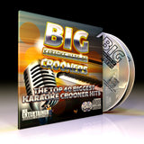 Mr Entertainer Big Karaoke Hits of Crooners