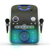Mr Entertainer KAR120 Bluetooth Karaoke Machine