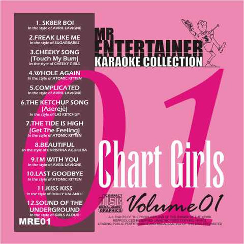 MRE01 - Chart Girls