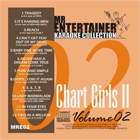 MRE02 - Chart Girls 2