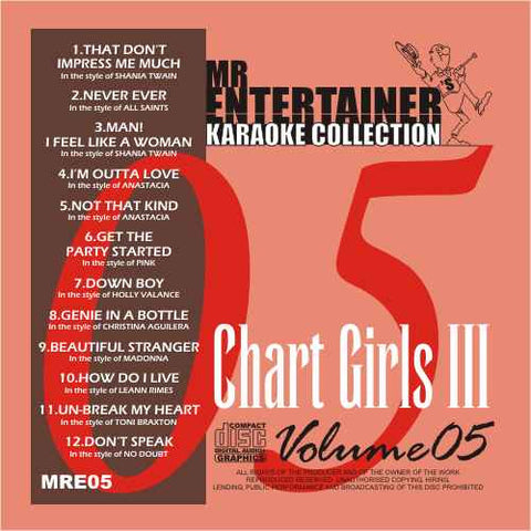 MRE05 - Chart Girls 3