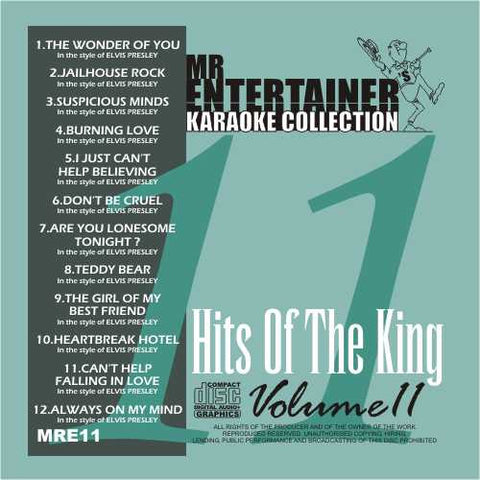 MRE11 - Hits Of The King