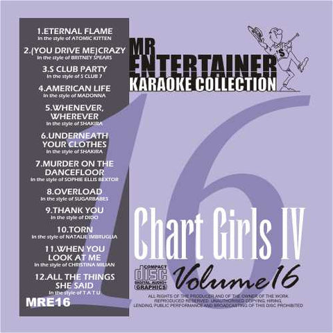 MRE16 - Chart Girls 4