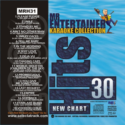 MRH030 - Chart Hits Volume 30  June 2006
