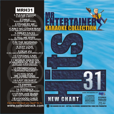 MRH031 - Chart Hits Volume 31  July/August 2006