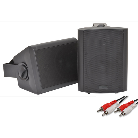 "Karaoke Speaker Pack 1 - 5.25"" Speakers, 30W Each"