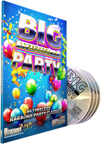 Mr Entertainer Big Karaoke Party (Refurbished)