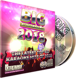 Mr Entertainer Big Karaoke Hits of 2018 ALL NEW