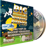 Mr Entertainer Big Karaoke Hits of Nursery Rhymes