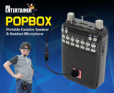 Mr Entertainer Popbox (Black)