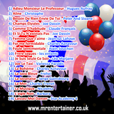 Mr Entertainer François (French) Karaoke (Refurbished)