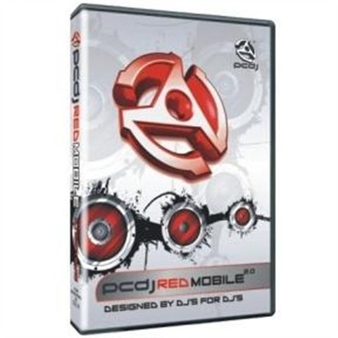 PCDJ - Red Mobile 2.0 - Professional Mobile DJ Software for Windows and MAC (audio, karaoke) (3.0 upgrade inc)