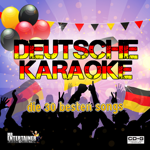 Mr Entertainer Deutsche (German) Karaoke (Refurbished)