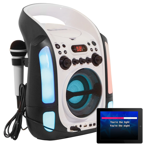 Mr Entertainer KAR125 Bluetooth Karaoke Machine
