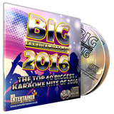 Mr Entertainer Big Karaoke Hits of 2016