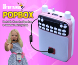 Mr Entertainer Popbox (Pink)