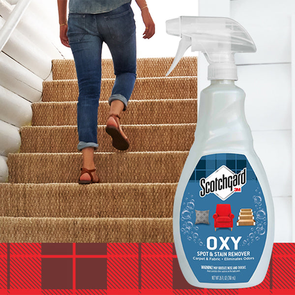 ScotchGard™ 1026C Oxy Spot & Stain Remover for Carpet & Fabric 26oz - 1HomeShop.sg