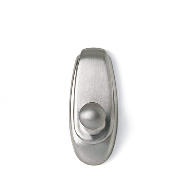 Command™ 17061BN Medium Brushed Nickel Timeless Hook - 1HomeShop.sg