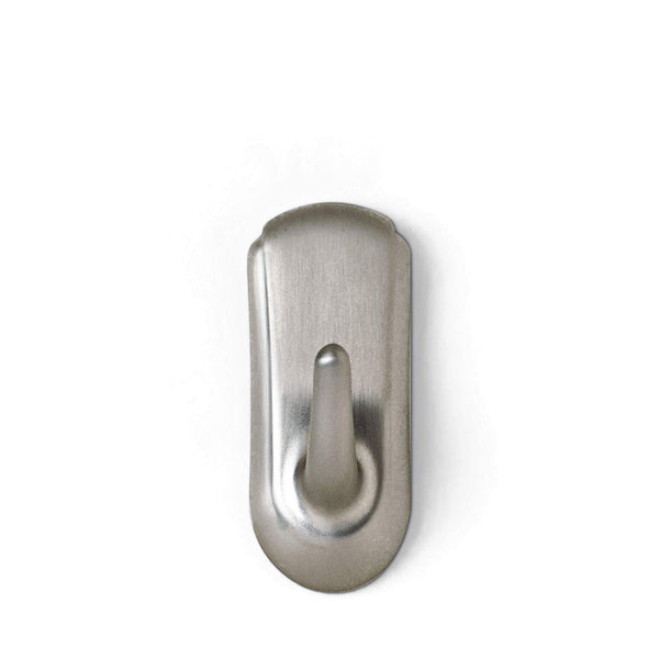 Command™ 17072BN Small Brushed Nickel Accent Hook - 1HomeShop.sg