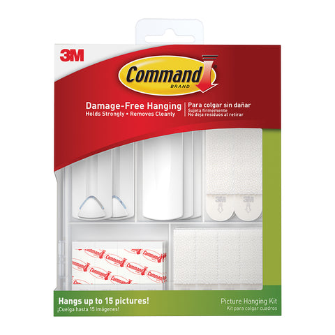 Command™ 17213-ES Picture Hanging Kit - 1HomeShop.sg